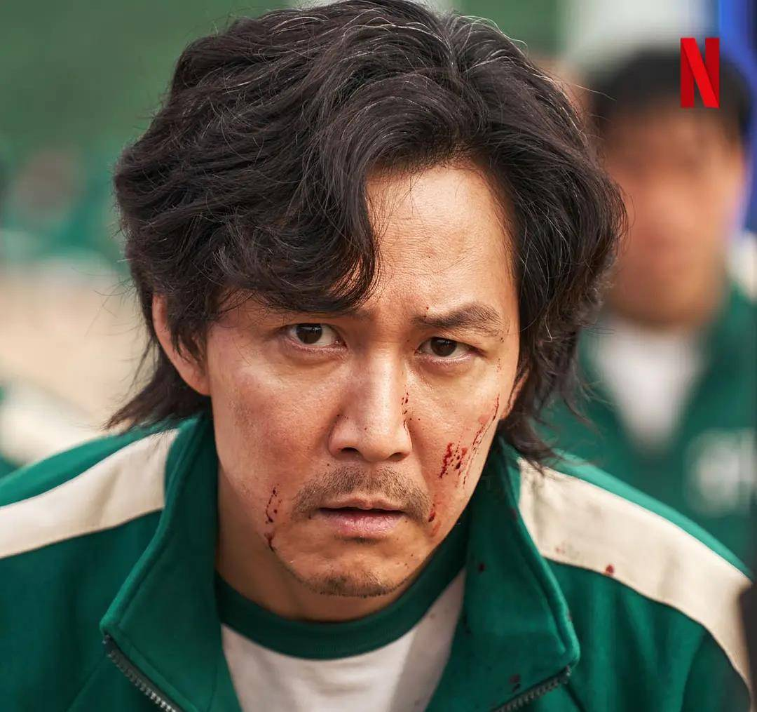 TVB老戏骨撞脸《鱿鱼游戏》男主?入行20年,他今年有机会封视帝