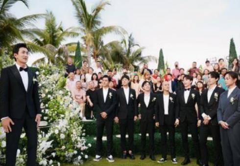 王彦霖婚礼可谓是热闹非凡,婚礼过程中爆笑不断,太逗了