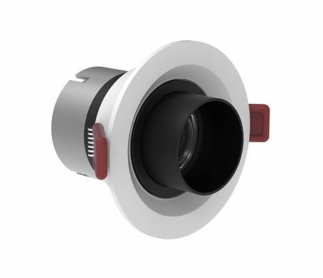 COB射灯 JF-SD1004-调焦