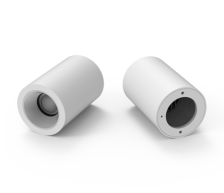 COB射灯 JF-SD1006-明装款