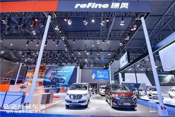 【瑞风M3高功率版】聚焦汽车发展趋势,瑞风汽车带来了全新造车理念
