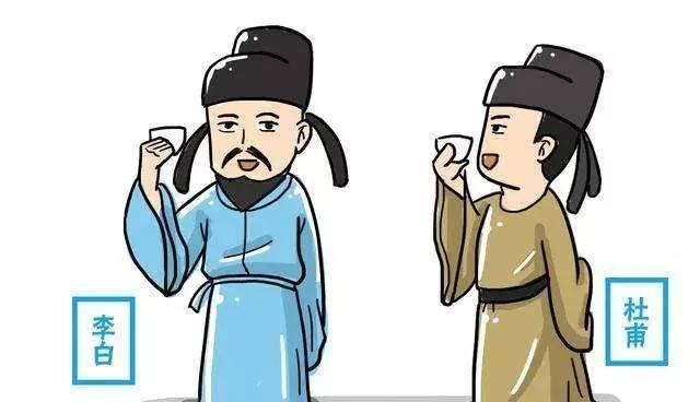 李白和杜甫的友情是平等的友情吗?是佳话也是遗憾