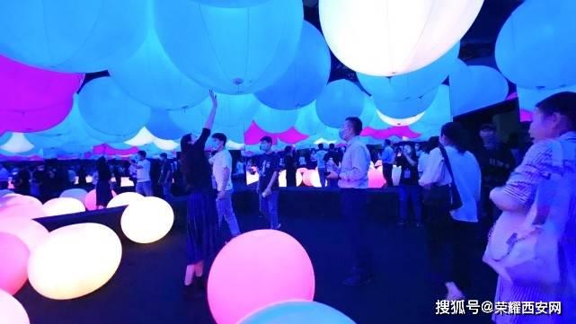 2021年国庆长假 西安高新区打造旅游新场景带来消费新热潮