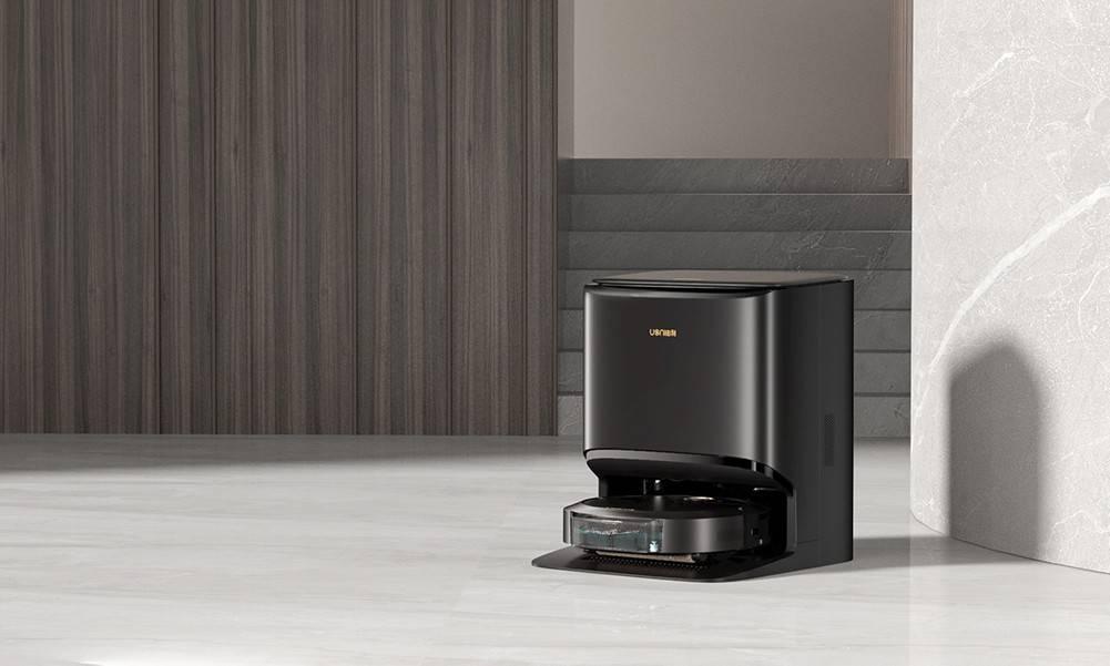 首款水洗自动清洁扫地机器人UONI由利A1 Pro,提升家庭生活质感