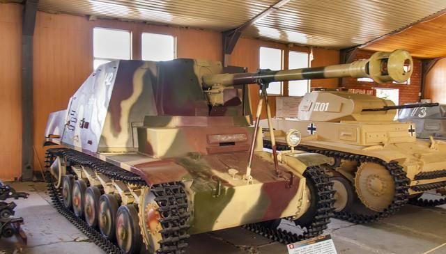 """二战""""貂鼠""""坦克歼击车:闪电战中的清道夫,对T-34极为有效"""