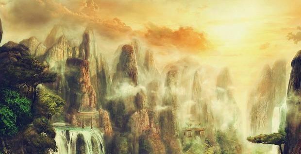 道教所向往的十大洞天、三十六小洞天、七十二福地都在哪里?