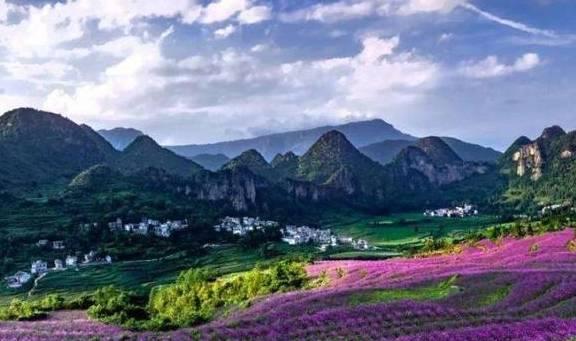 """贵州六盘水公园走红,号称贵州""""张家界"""",交通便利门票20"""
