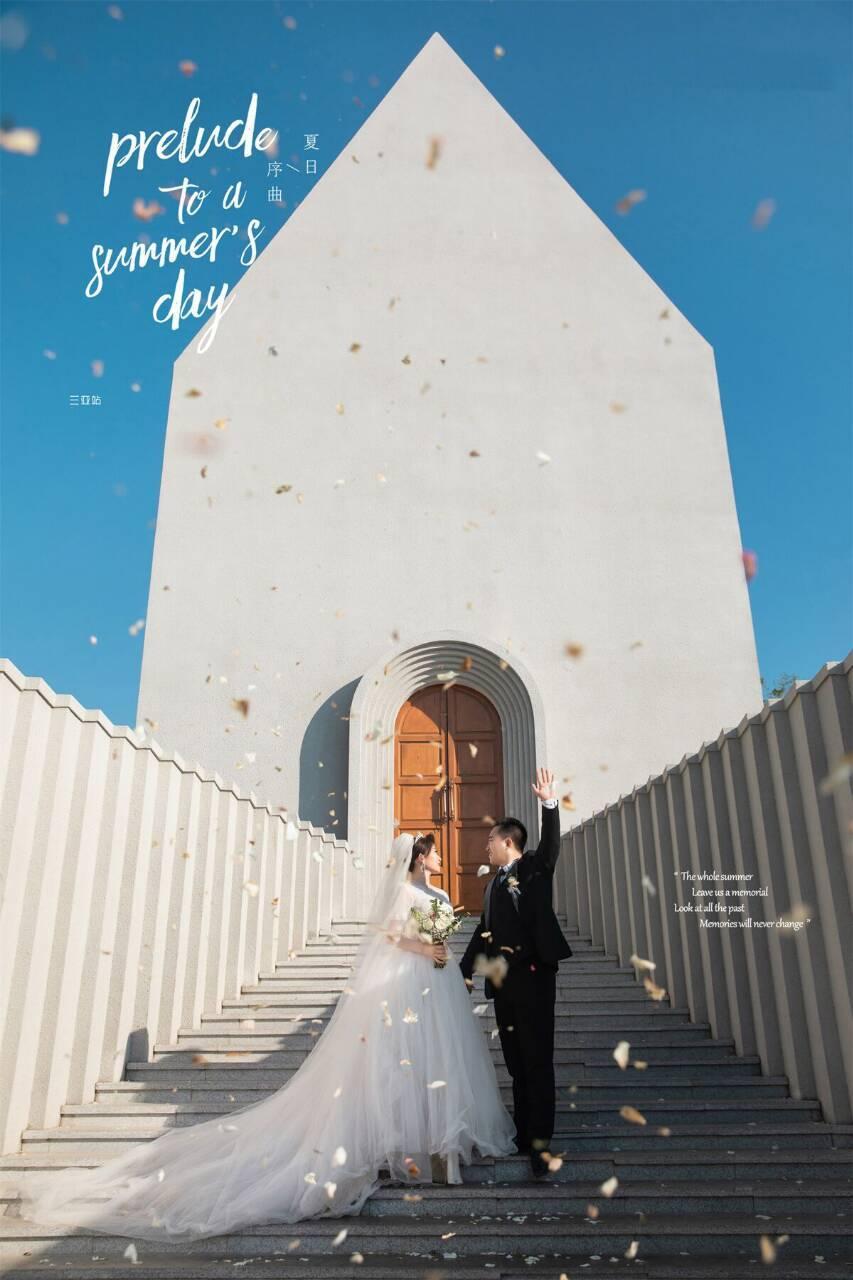 三亚旅拍攻略!美到炸裂的秋冬旅拍婚纱照风格!看到就是赚到!