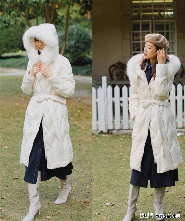 """入冬怎么穿羽绒服才够好看?从""""内搭""""下功夫,一款式、二搭配"""