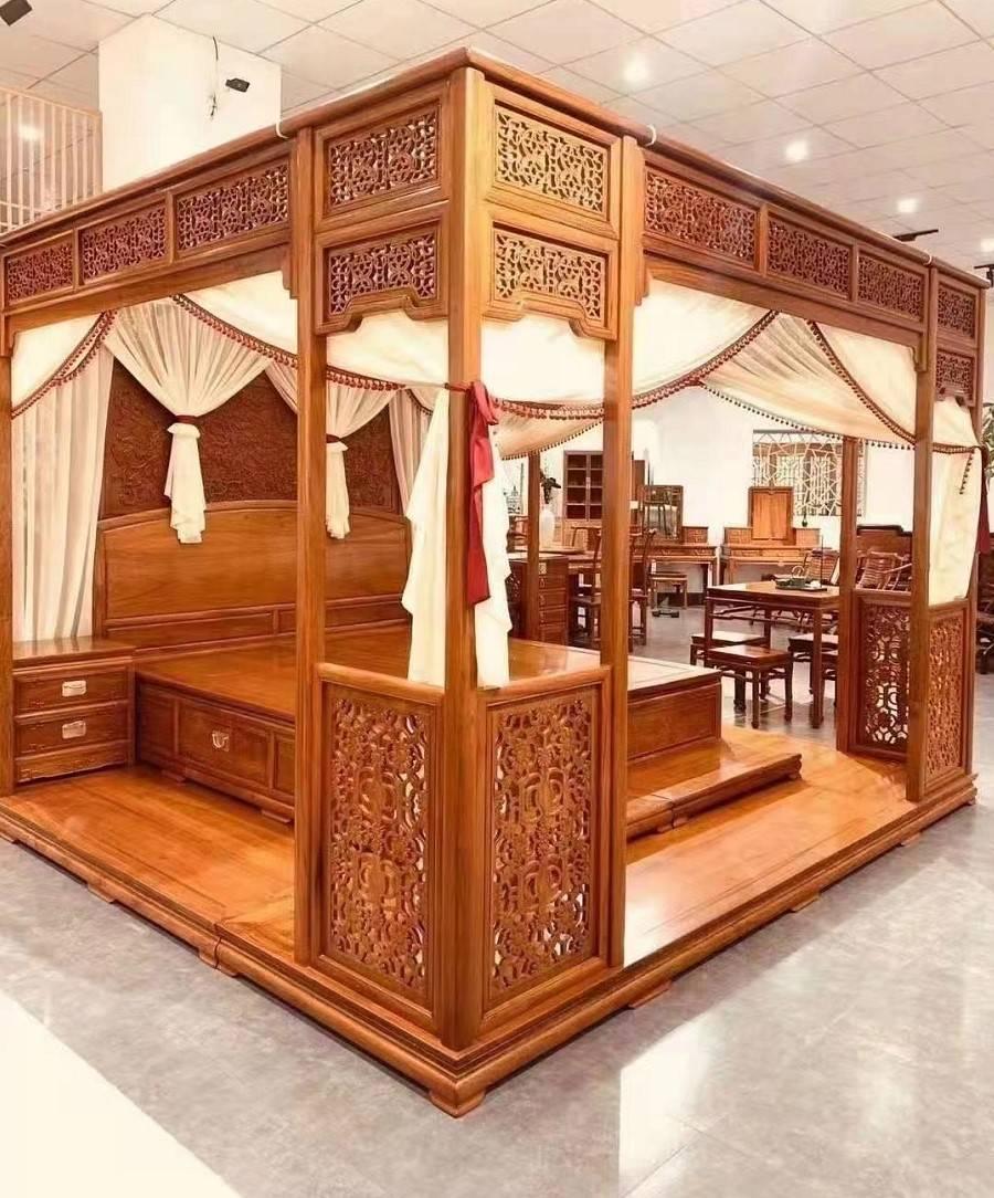 千万不要买红木家具,据记载,这句话跟西门庆有关