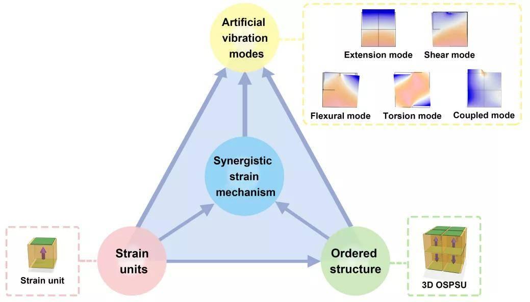 北大董蜀湘课题组在人工压电模态理论和多自由度驱动研究获进展