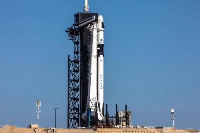 SpaceX首次載人航天飛行全過程