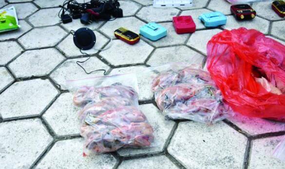 蚌埠搗毀一非法狩獵產業鏈:7人非法交易,10萬余只鳥遭殃