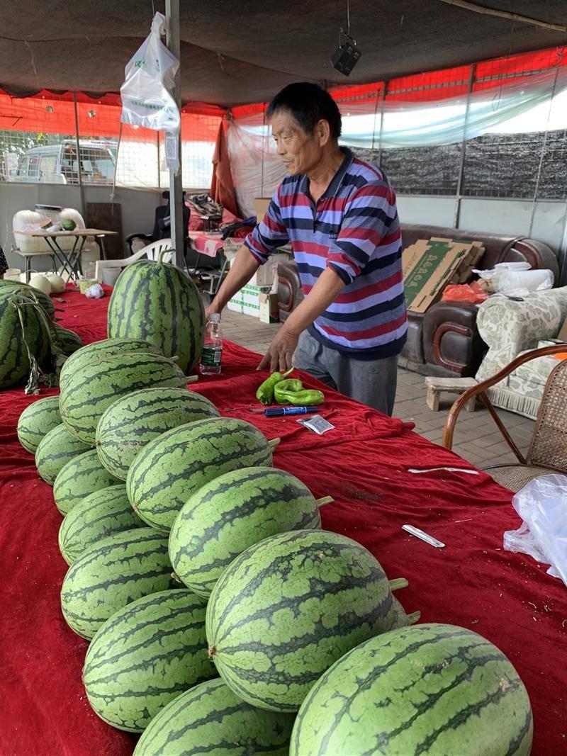 ✔️[美食 吃吃喝喝資訊]又到了吃西瓜嘅季節 為什麼北京大興嘅西瓜呢麼好吃? ...