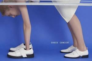 憑個性小白鞋出圈的國貨品牌Choco Concert