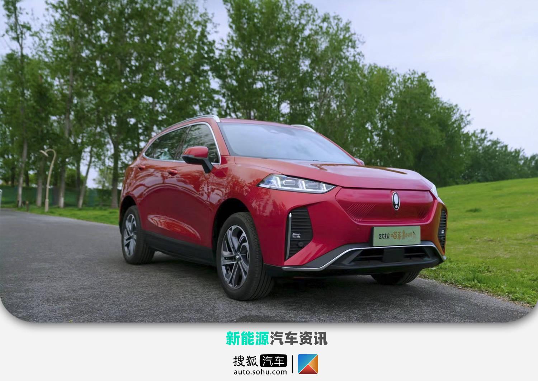 """首款""""猫系""""SUV路试曝光 欧拉全新纯电车型将于7月量产_设计"""