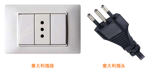 智利用什么类型的电源插头和插座转换器?