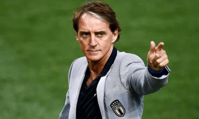 王勤伯:意大利能夺欧洲杯吗,曼奇尼为何那么自信?_KU游官网