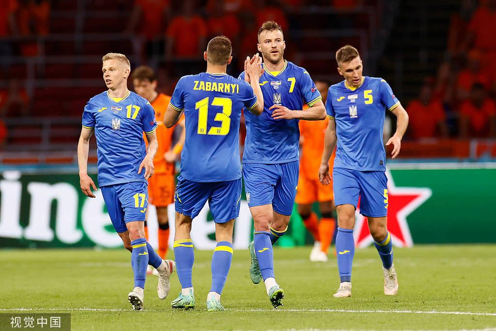 乌克兰VS北马其顿前瞻:第三之争 舍瓦稳操胜券?_KU游官网