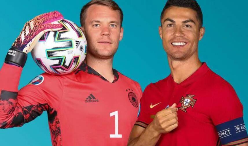 葡萄牙VS德国前瞻:C罗率队复仇苦主 破0球尴尬
