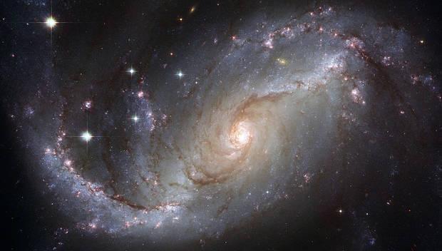 研究人员表示 暗物质正在减慢银河系的旋转速度