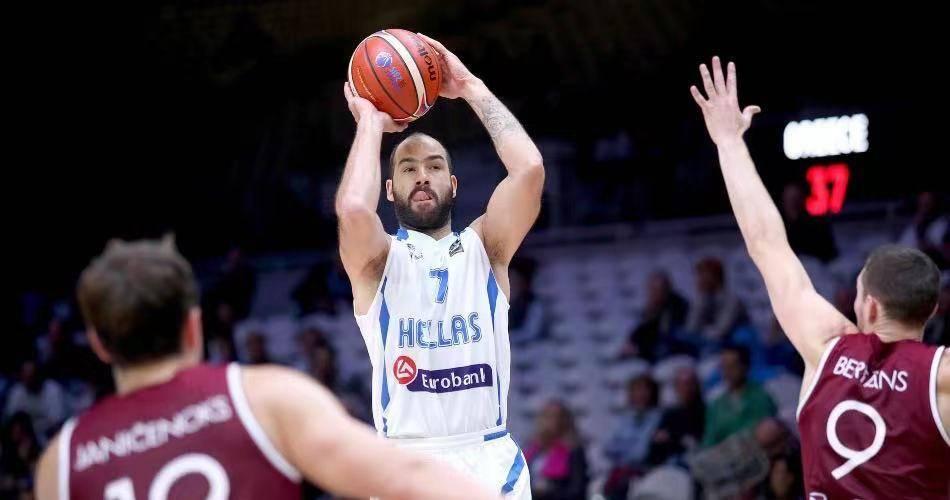 斯潘诺里斯突然颁布发表退役 无缘落第赛与中国男篮交手