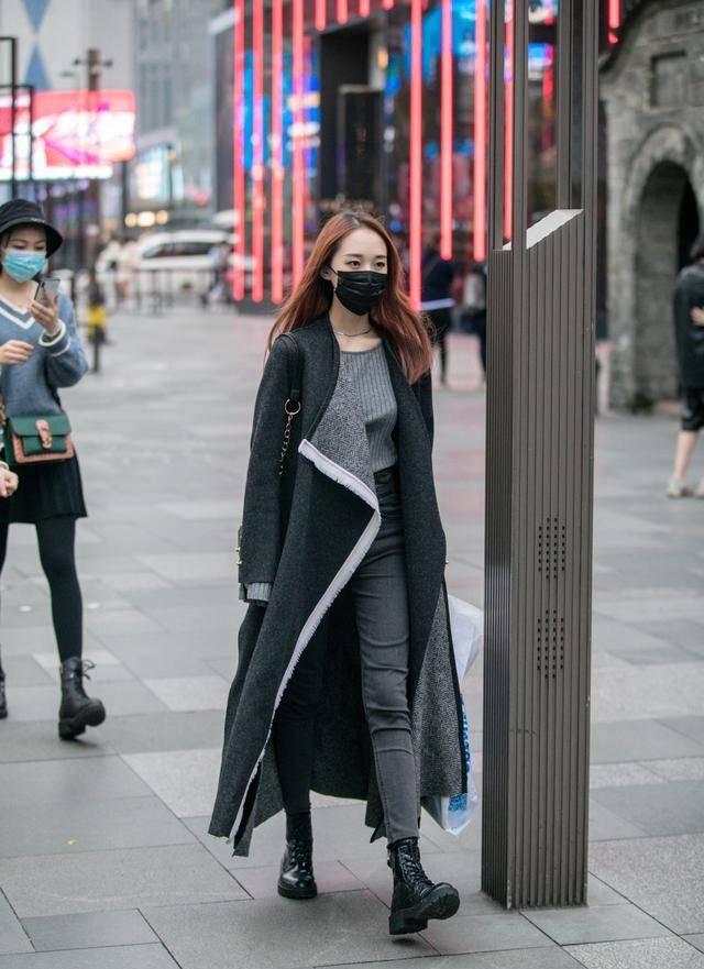 这几款优雅大气的风衣,让时尚小姐姐,一年四季都想过冬天