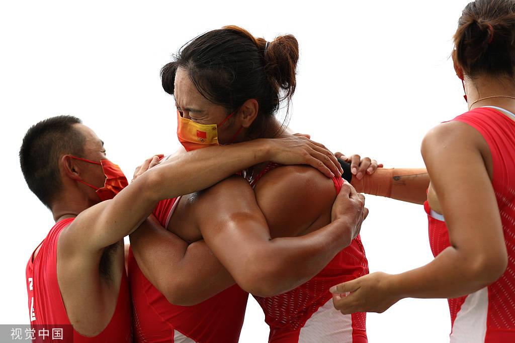 央视刘星宇:女子赛艇整体水平提升 巴黎奥运或更多惊喜_世爵娱乐注册