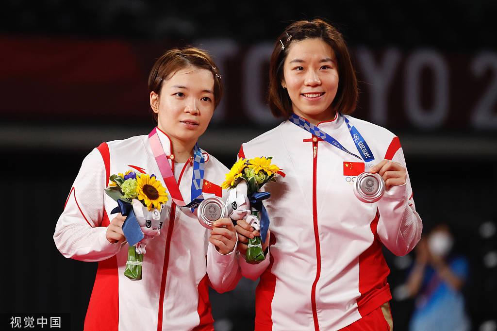 贾一凡:会征战下一届奥运会 波莉姐姐让人敬佩_酷游九州官网