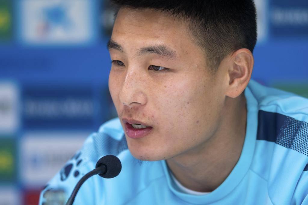 武磊:目标是进球达到两位数 回西甲会获更多出场时间