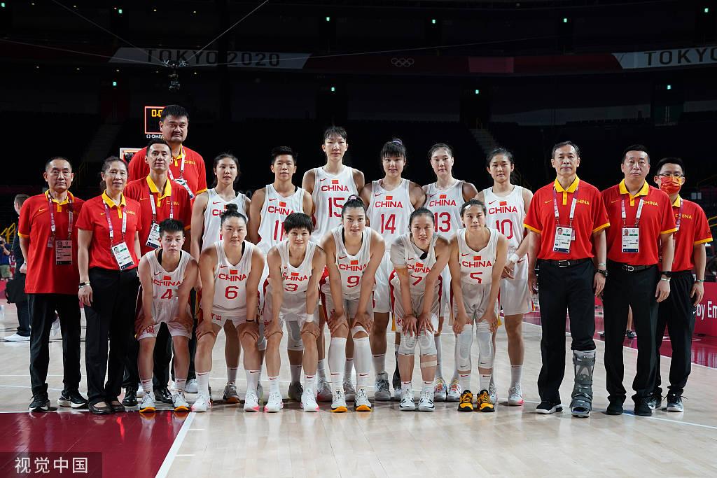 中国篮球结束东京奥运之旅 1枚铜牌+女篮精气神值得期待_金沙娱乐主管