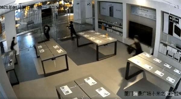 6少年30秒洗劫小米专卖店,全部来自贵州铜仁?