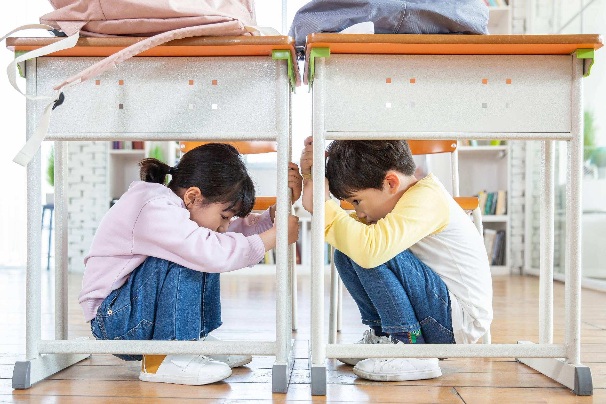 健康中国|躲!救!防!地震的科学救援与防护,一起转发了解