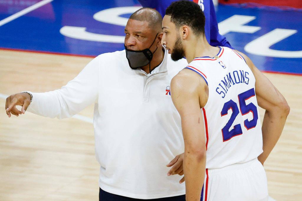 富保罗曝西蒙斯决意离开费城 愿加盟76人外任何球队