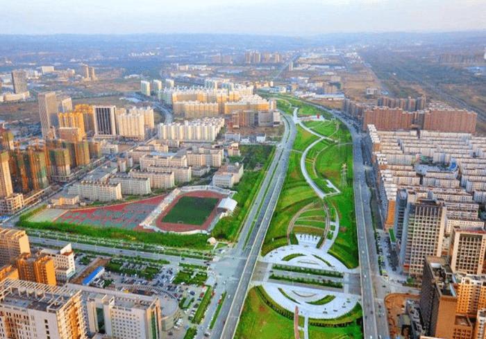 """陕西新晋""""养老宝县"""",是全国康养百强县,设施完善人居环境优美"""