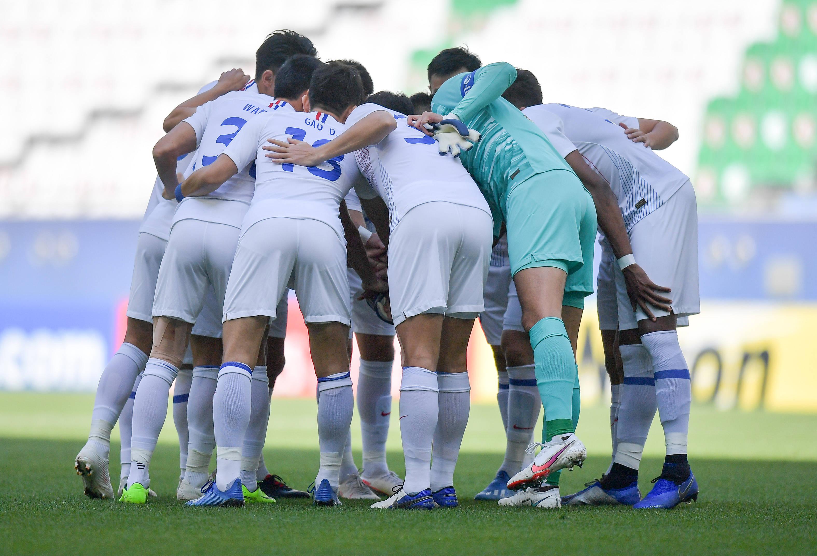 足球——亚冠:上海申花对阵东京FC