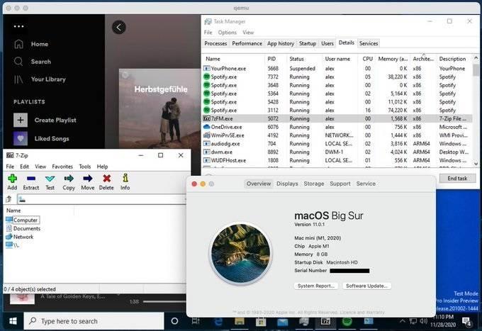 性能爆表缺软件 M1版MacBook真不能装Win10吗?的照片 - 6