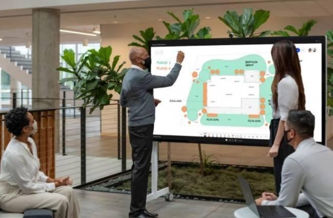微软:Surface Hub 2S 85 英寸 1 月底开始广泛发货
