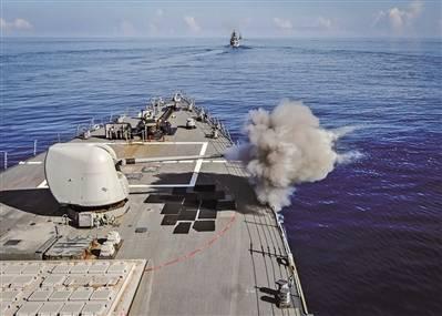 美军最新舰队计划野心勃勃