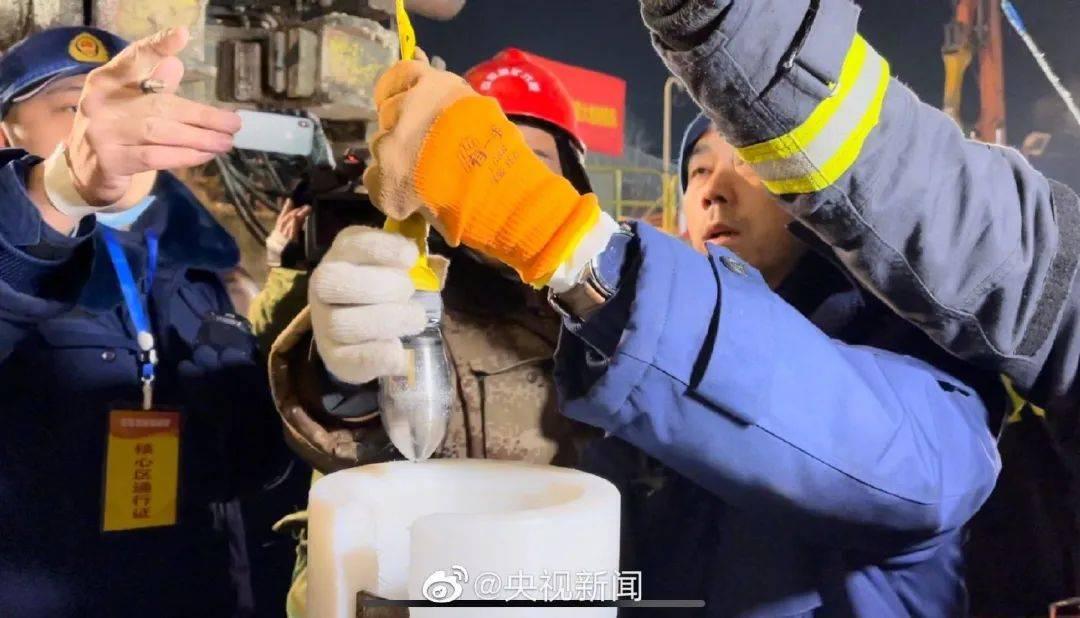 栖霞金矿事故救援进展:1人伤势危重