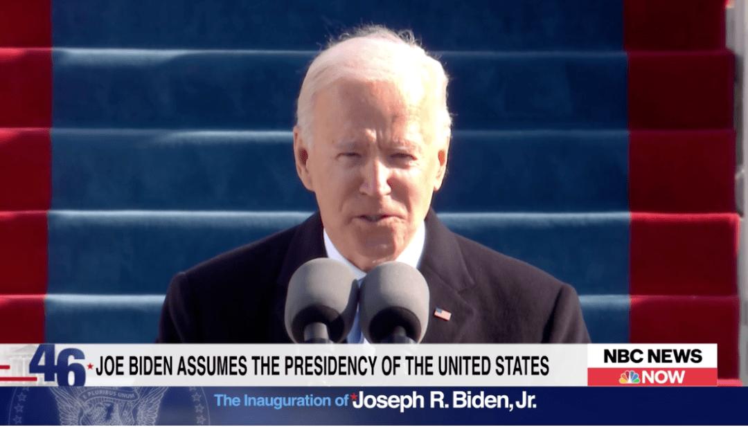 乔·拜登:美国第46任总统