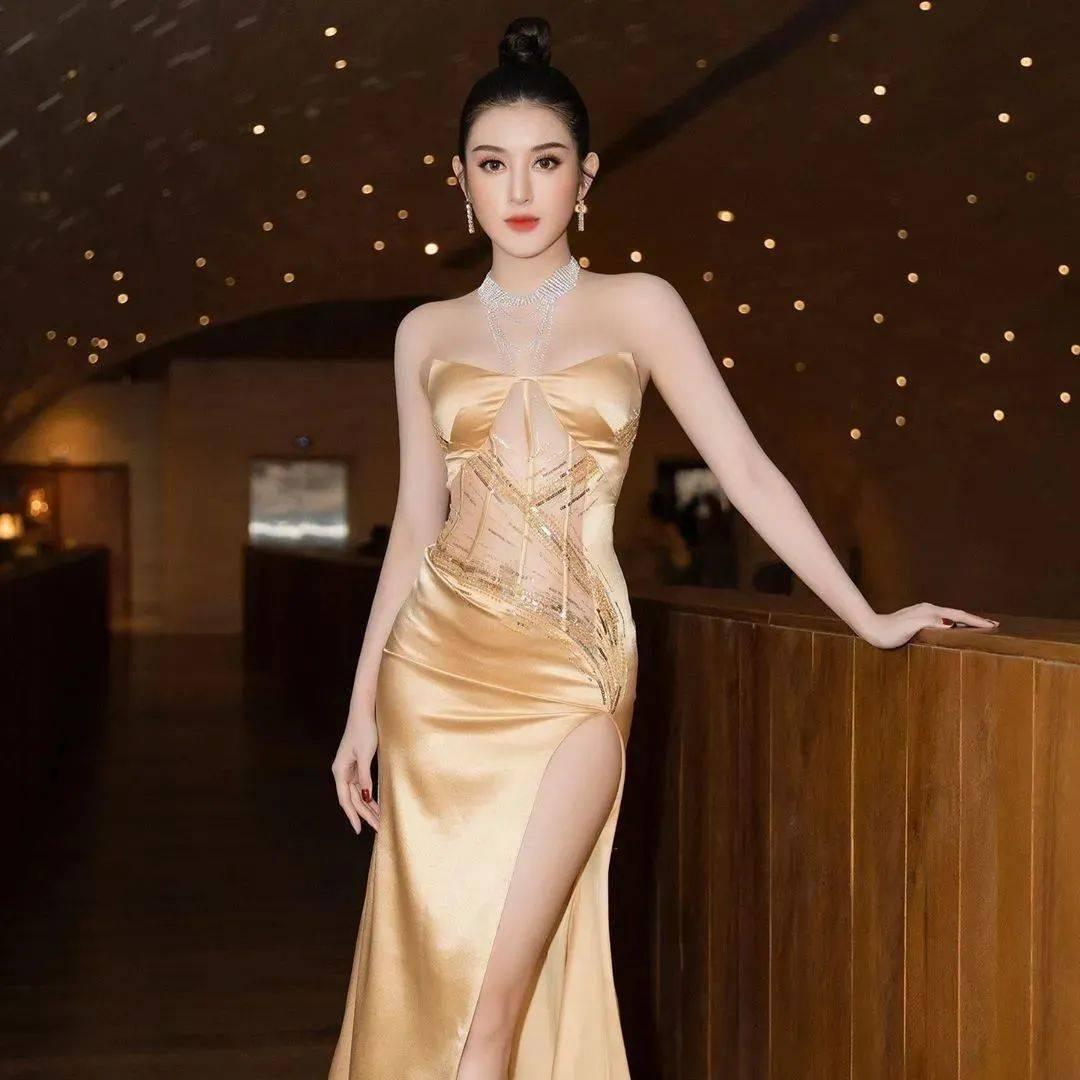 见识一下越南第一美女!