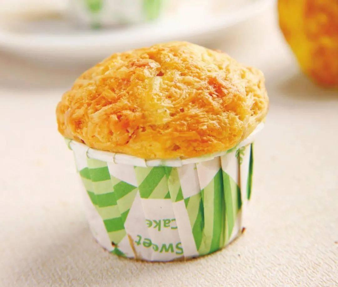 搅拌搅拌,做个蔬菜蛋糕,有口感有营养,给孩子做早餐真不错