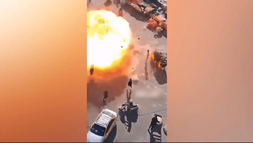 """恐怖!伊拉克首都再现自杀式爆炸袭击,死伤超140人,""""世界最大疫苗生产商""""突发大火……"""