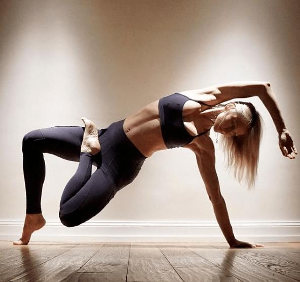 不可错过的一套瑜伽序列,帮你淋巴排毒,增强冬季免疫力