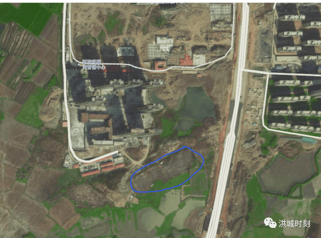 终于要迁走了!2021年年底开工!抚河公园地下陵园规划方案公示!