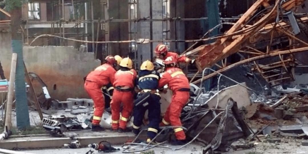 塔吊坍塌致5死,住建部继续追责!监理单位停业整顿,负责人被吊销证书,5年不予注册
