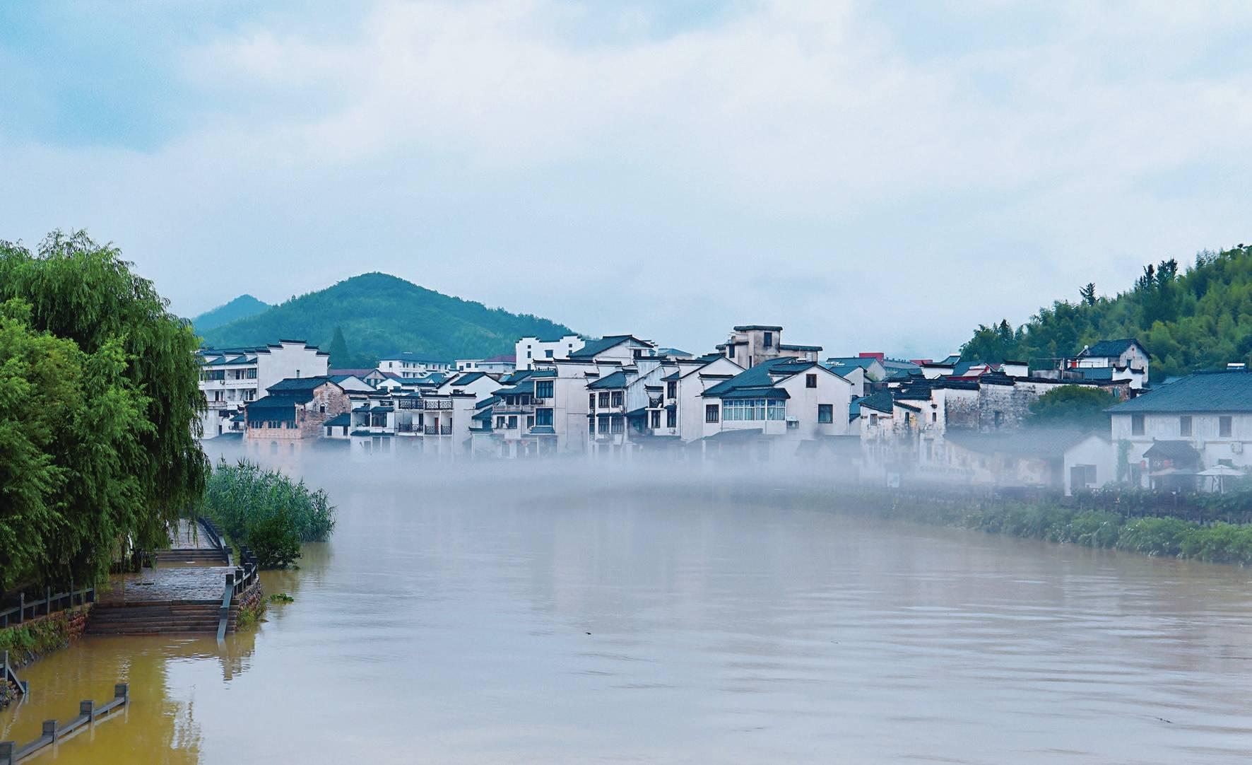"""临安:""""村庄经营""""是实现乡村振兴的有效路径"""