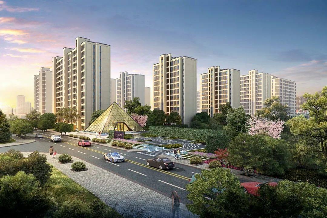 不摇可买松江城区品质楼盘,二期即将加推