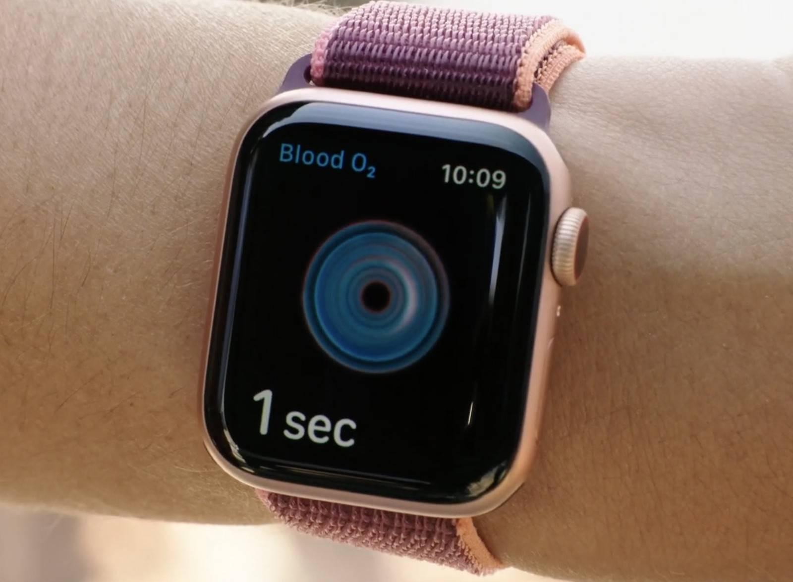 Apple Watch Series 7或支持监测血糖